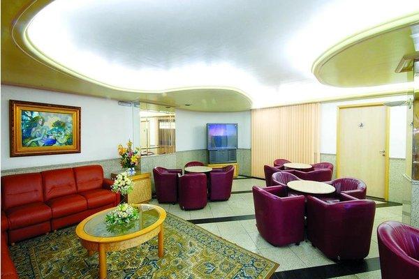 Hotel Bandeirantes - фото 7