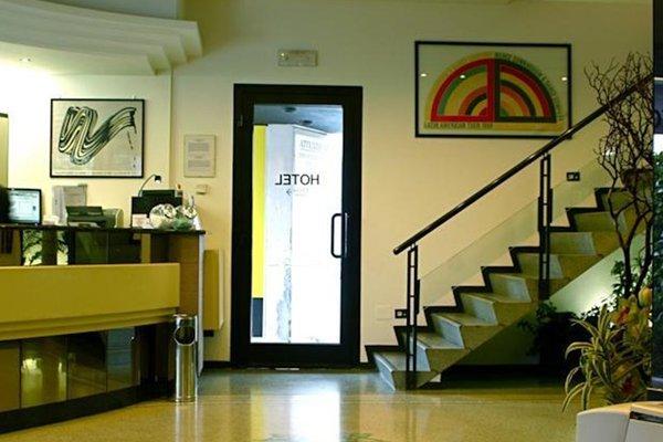 Hotel Motel Ascot - фото 16