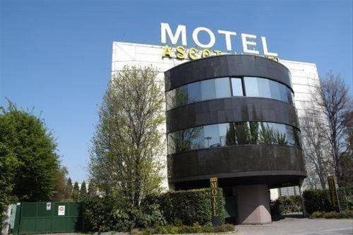 Hotel Motel Ascot - фото 23