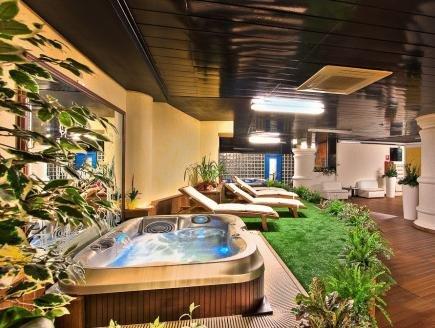 Hotel Saturno - фото 10