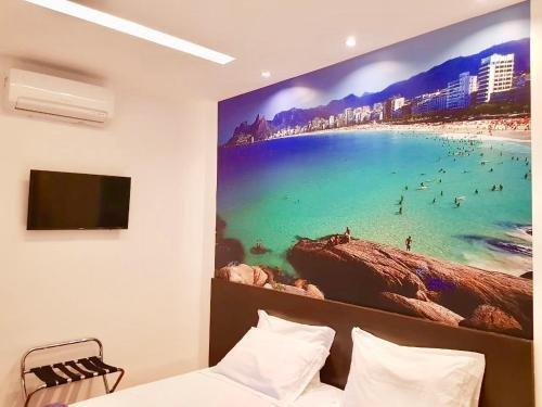 CLH Suites Copacabana - фото 50