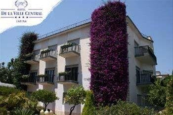 Hotel De La Ville Central - фото 23