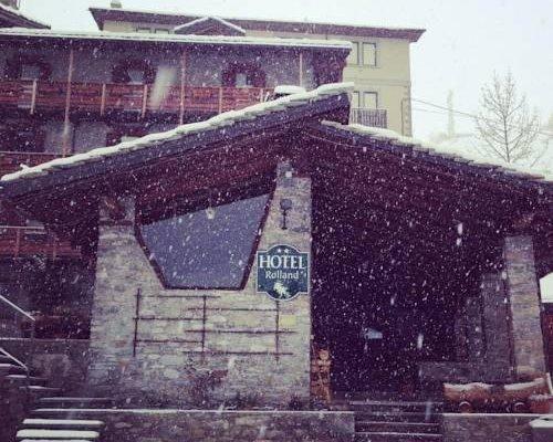 Hotel Rolland - фото 11