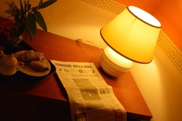 Hotel Genova - фото 20