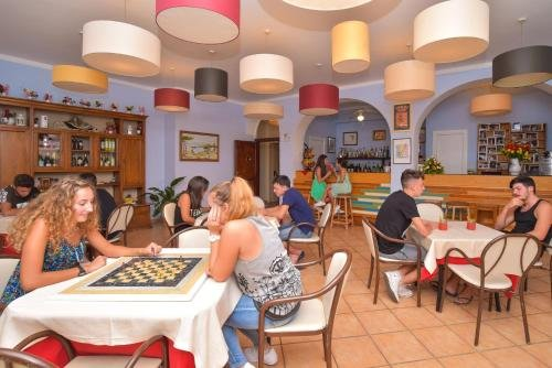 Hotel Terme Zi Carmela - фото 10