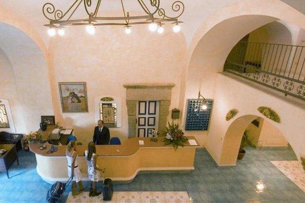 Hotel Terme Zi Carmela - фото 13