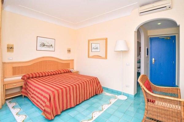 Hotel Terme Zi Carmela - фото 2
