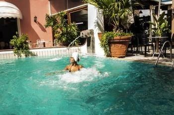 Hotel Terme Zi Carmela - фото 23