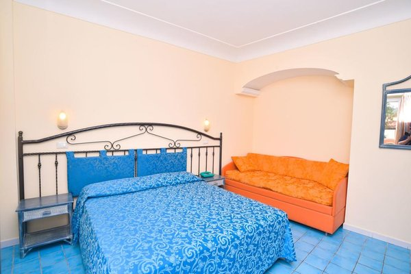 Hotel Terme Zi Carmela - фото 3