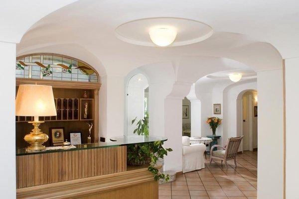 Hotel Villa Angelica - фото 9
