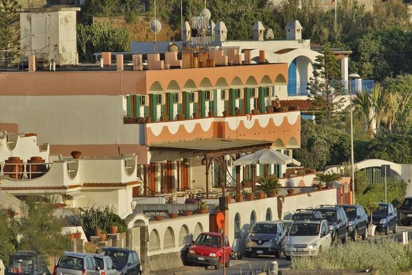 Hotel Santa Lucia - фото 22
