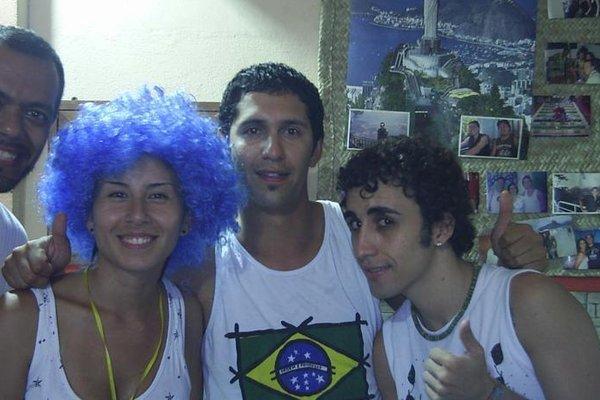 Alpha Hostel - Rio de Janeiro - фото 17