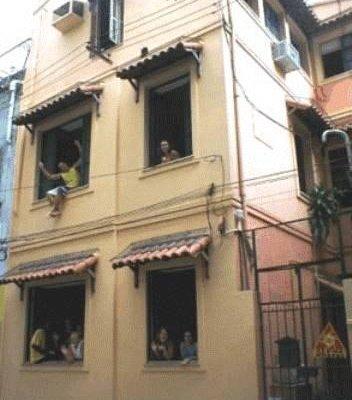 Alpha Hostel - Rio de Janeiro - фото 23