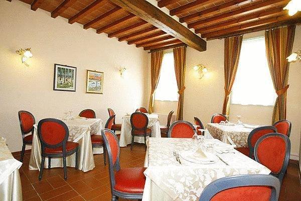 Гостиница «Ligabue Albergo Ristorante», Roncaglio Inferiore