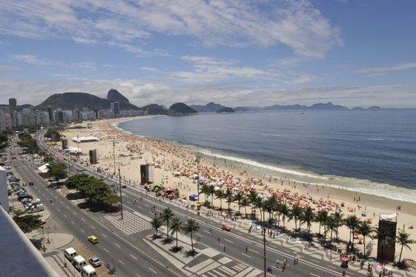 Rio Your Apartment Av Atlantica - фото 7
