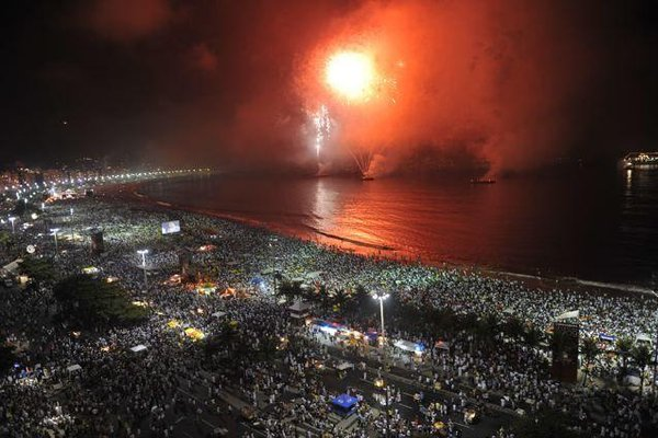 Rio Your Apartment Av Atlantica - фото 2