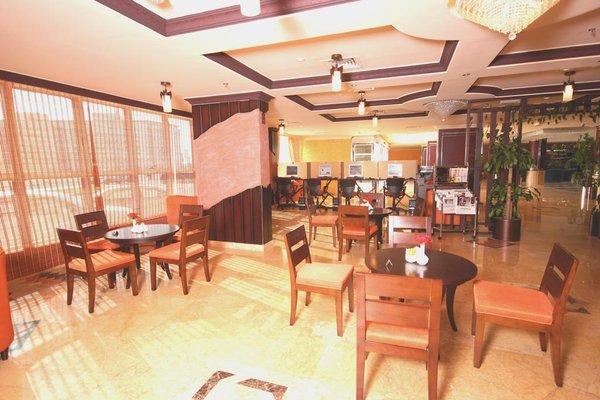 Al Bustan Hotel - фото 11