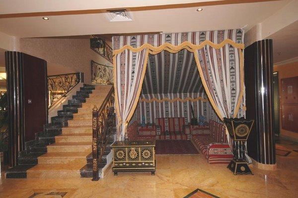 Al Bustan Hotel - фото 12
