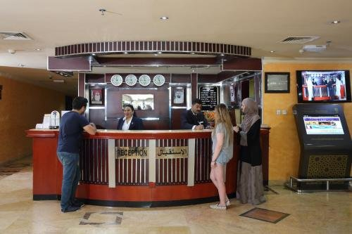 Al Bustan Hotel - фото 18