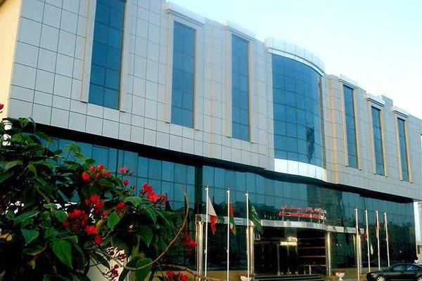 Al Bustan Hotel - фото 22