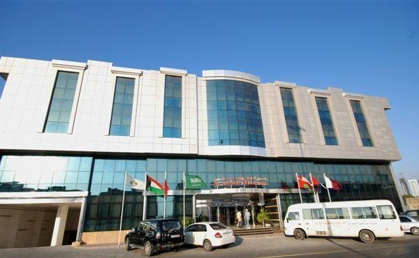 Al Bustan Hotel - фото 23