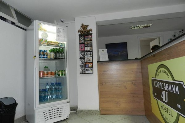 Copacabana 4U Hostel - фото 11