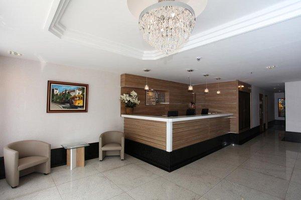 Fluminense Hotel - фото 12