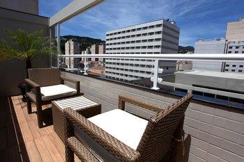 Fluminense Hotel - фото 16