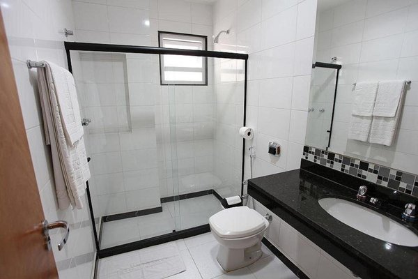 Fluminense Hotel - фото 6