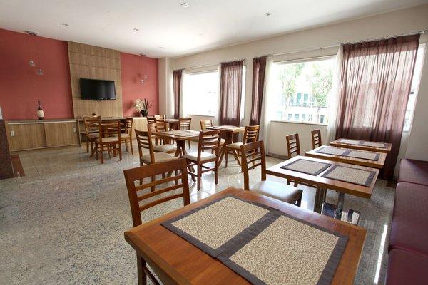 Fluminense Hotel - фото 9