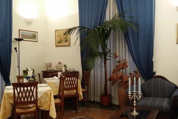 Гостиница «Bruxelles Margherita», Генуя