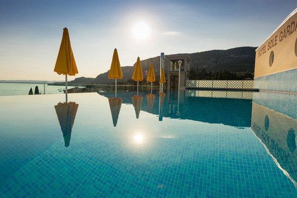 Sky Pool Hotel Sole Garda - фото 19