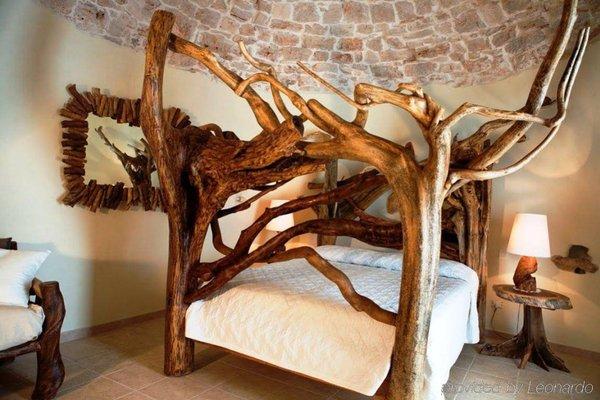 Гостиница «Masseria Quis Ut Deus», Crispiano
