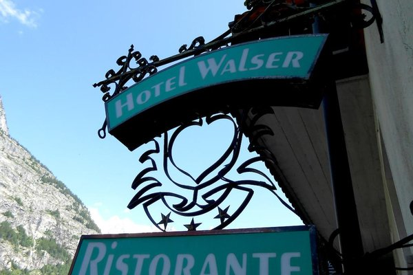 Hotel Walser - фото 21
