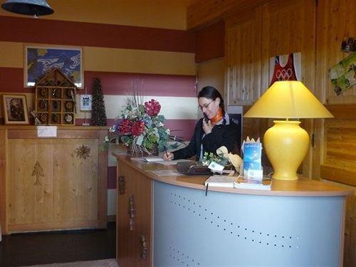 Hotel Chalet Casa Cesana - фото 13