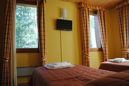 Hotel Chalet Casa Cesana - фото 2