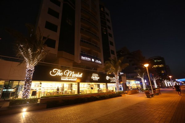 Pearl Marina Hotel Apartment - фото 23