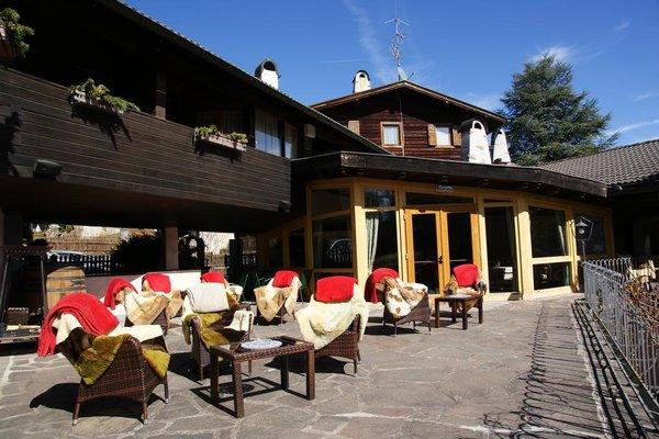 Park Hotel Villa Trunka Lunka - фото 18