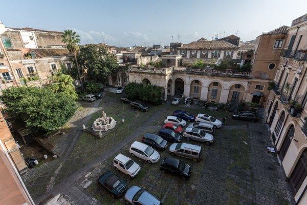 B&B Palazzo Bruca Catania - фото 21