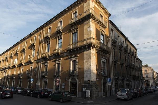 B&B Palazzo Bruca Catania - фото 22