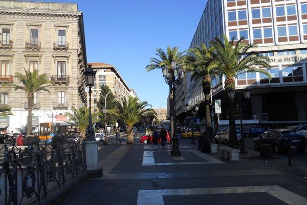 Catania Crossing B&B - Rooms & Comforts - фото 23