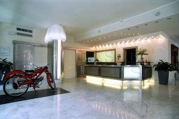 Hotel Sporting Brugherio - фото 13