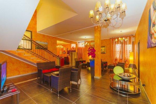 Hotel Villa Del Mar - фото 7