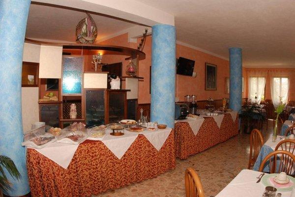 Albergo Panoramica - фото 8