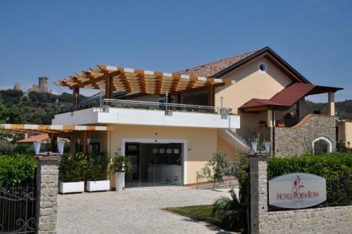 Hotel Porta Rosa - фото 23