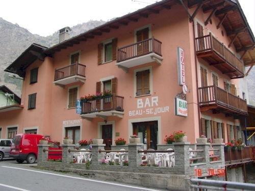 Hotel Beau Sejour - фото 22