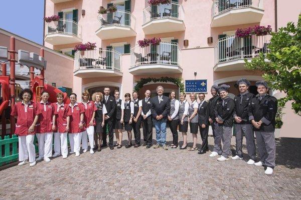 Hotel Ristorante Toscana - фото 22