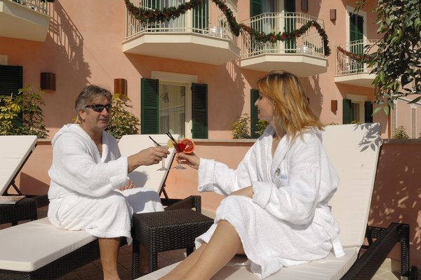 Hotel Ristorante Toscana - фото 23