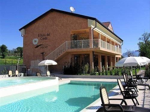 Residence Il Fiore Del Garda - фото 50