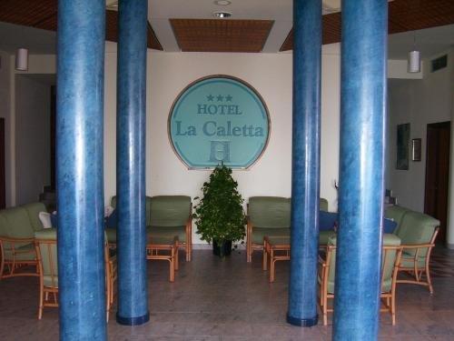 Hotel La Caletta - фото 16